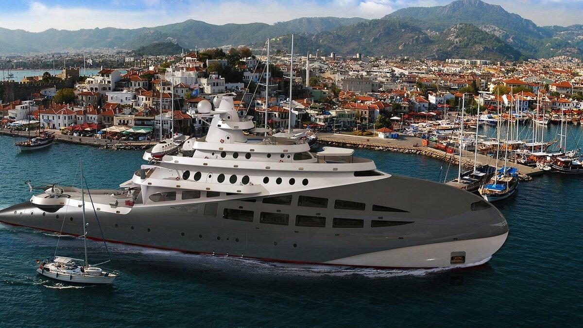 Project Kasatka: мировому яхтенному сообществу представили проект яхты в форме кита