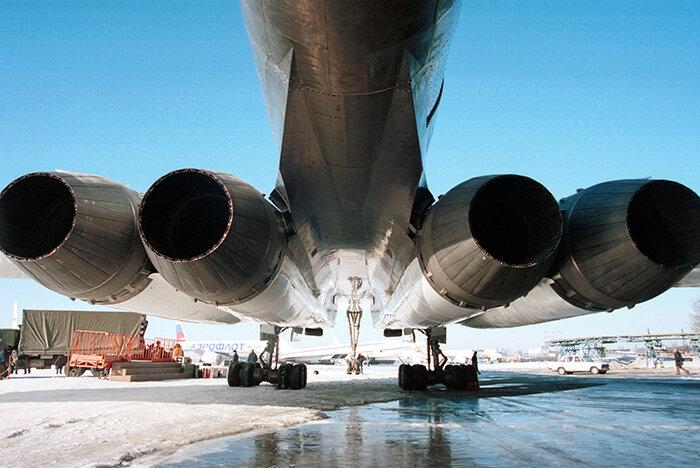 Самый первый сверхзвуковой авиалайнер: проект самолета Ил-66