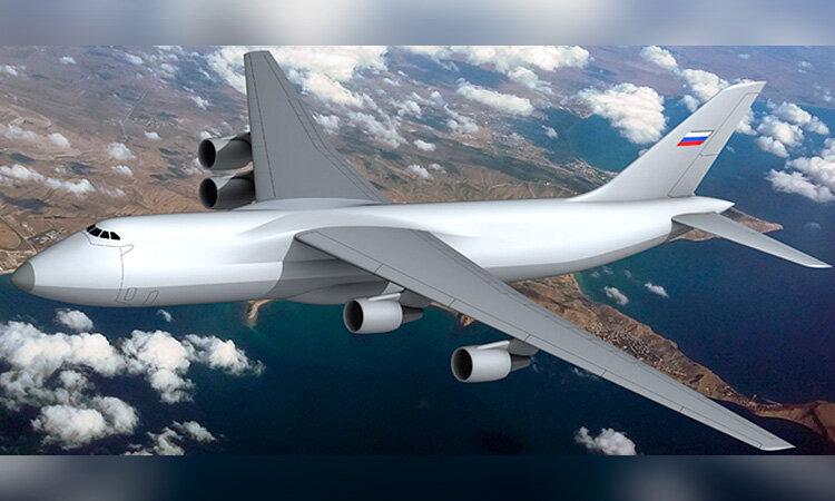 Воздушный «Слон»: в ЦАГИ проектируют замену «Русланам»