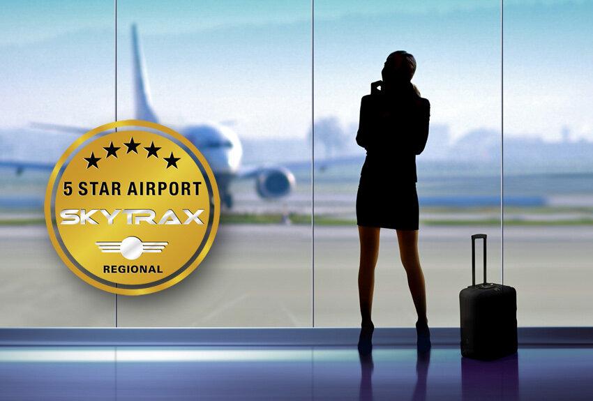 Пятизвездочный аэропорт: как воздушные гавани получают рейтинг Skytrax