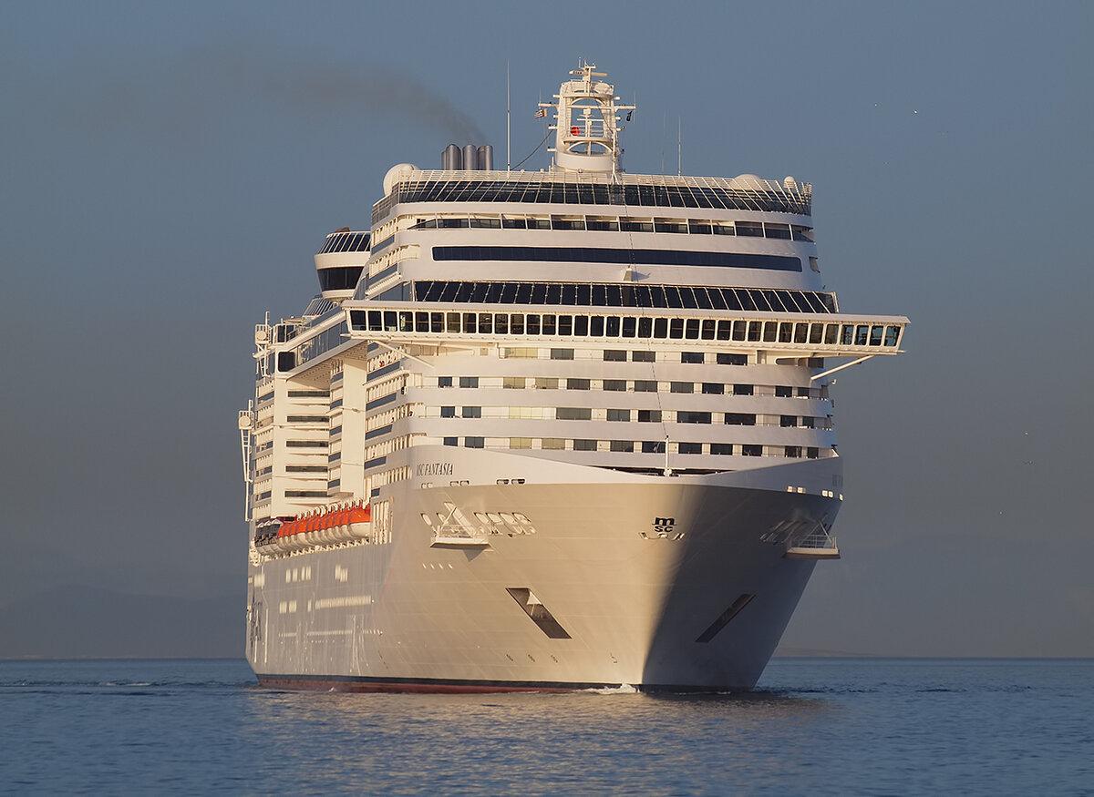 MSC Fantasia: флагман средиземноморских круизов