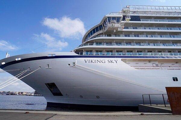 В ЧП с круизным судном Viking Sky обвинили машинную команду
