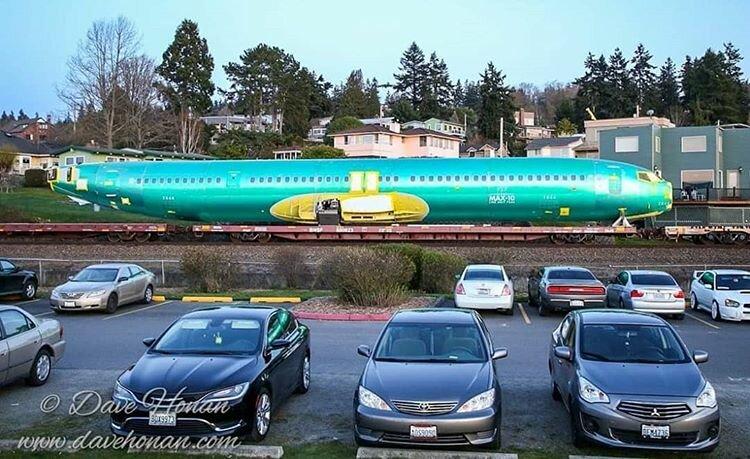 Boeing начал окончательную сборку первого коммерческого лайнера модели 737 MAX 10