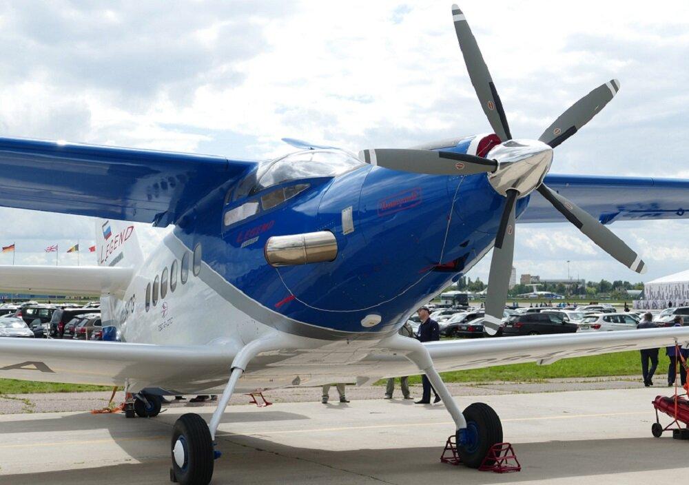 Техдокументацию самолета «Байкал» передали Улан-Удэнскому авиазаводу
