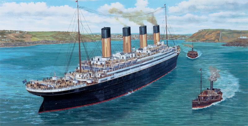 Последний порт «Титаника»