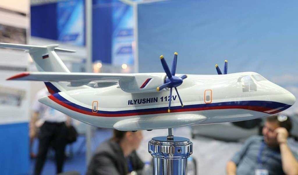 Ил-112B намерены превратить в беспилотный самолет