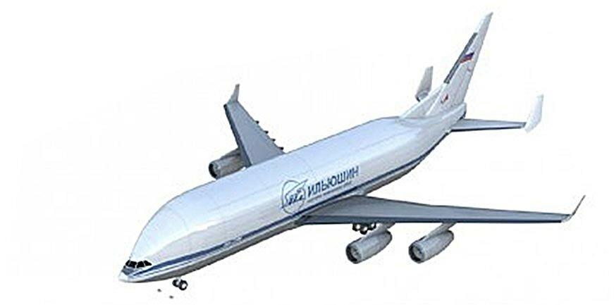 Ил-96-500Т: специализированный транспортник для «Роскосмоса»