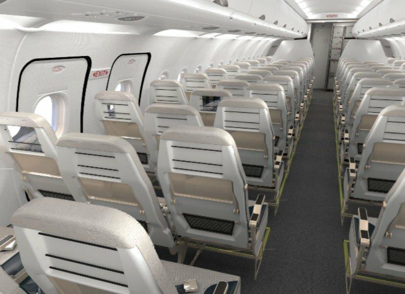 комфорт для пассажиров в самолетах