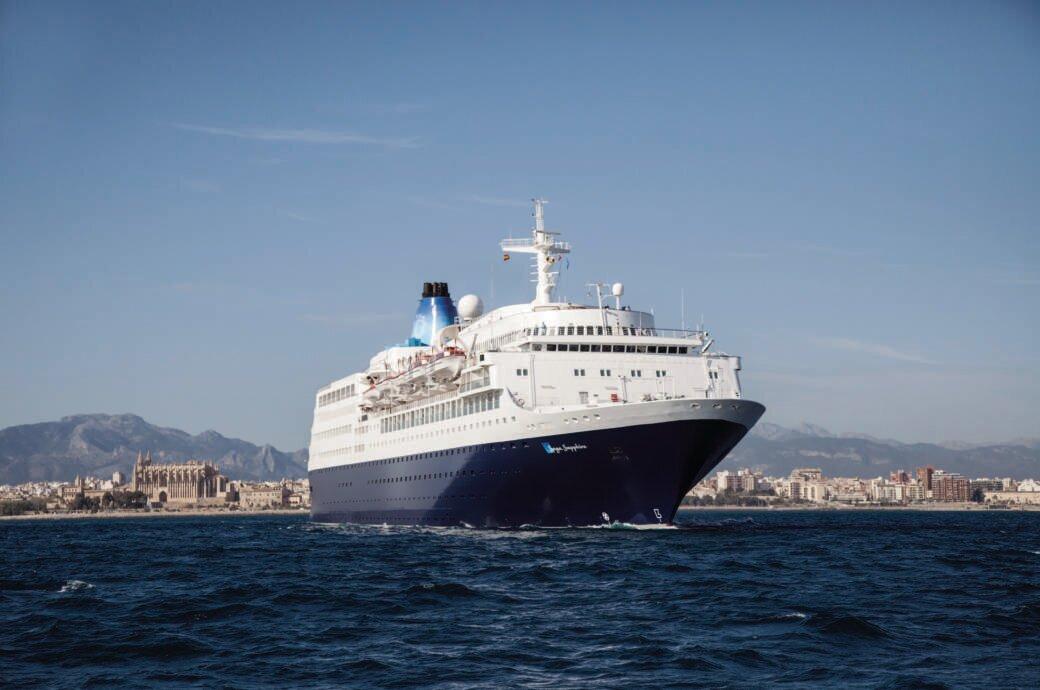 Туроператор ANEX Tour купил лайнер для круизов из Черного в Средиземное моря