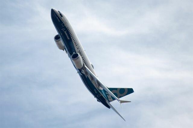 Boeing замораживает разработку 777-X ради реанимации 737 MAX