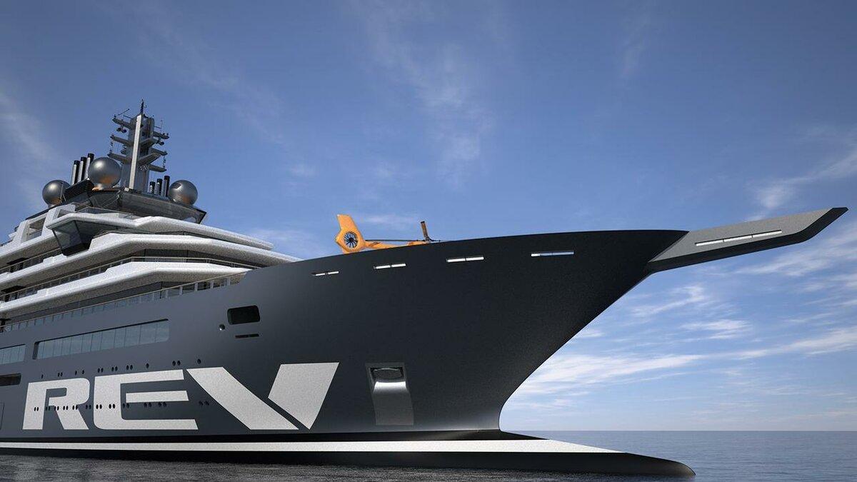 Крупнейшую в мире экспедиционную яхту достроят в Норвегии