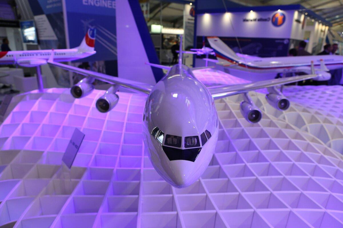 Ил-96-400М: новый российский самолет, который стремительно устаревает