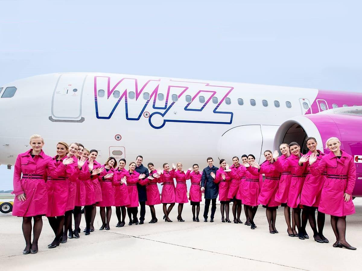 Wizz Air предложила дешевые перелеты в Лондон из Санкт-Петербурга и Москвы