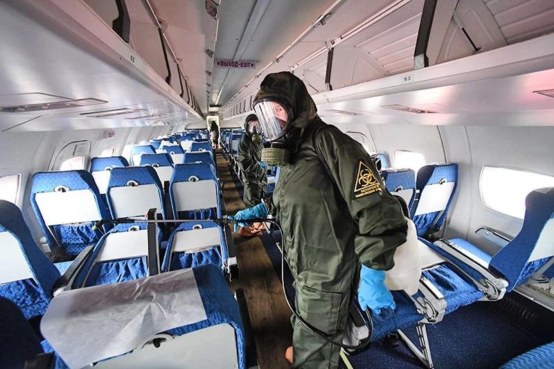Как коронавирус ударил по авиации?