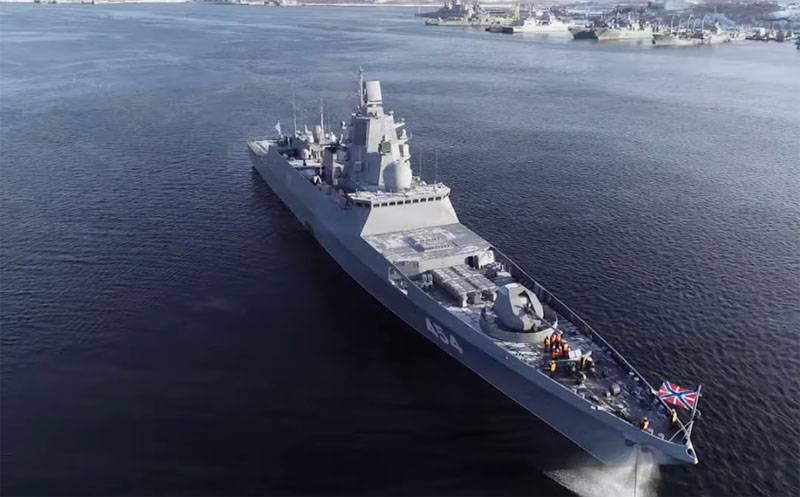 фрегат проекта 22350 «Адмирал Головко»