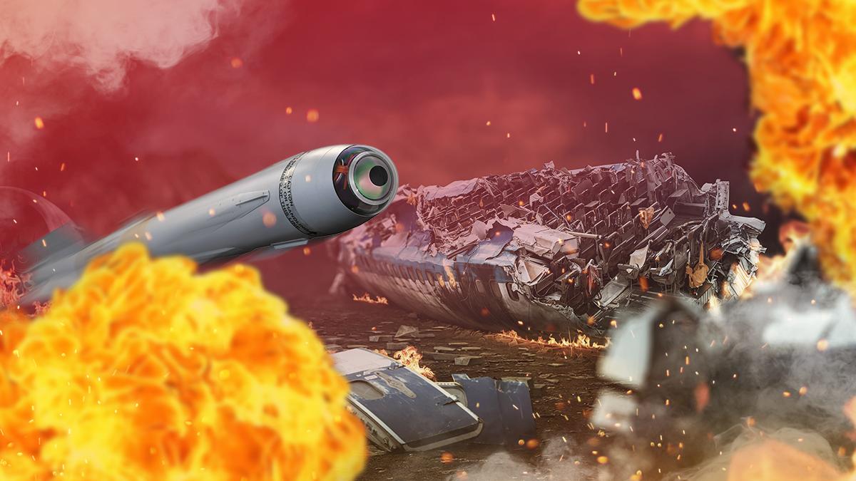 Военным разрешили сбивать гражданские самолеты при нарушении границы