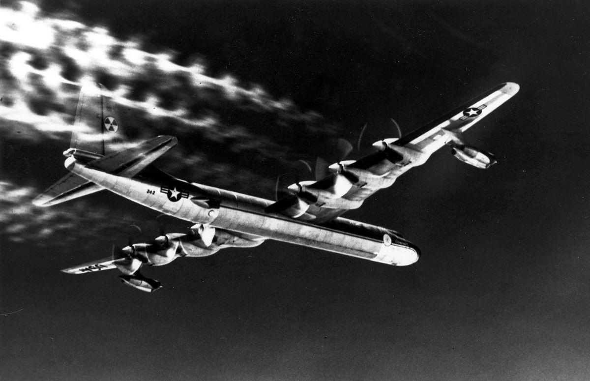 Что помешало атомолетам стать повседневностью?