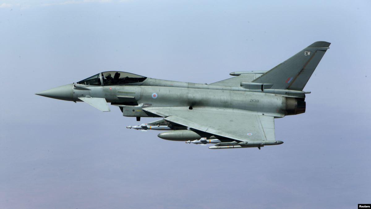 Согласовано с НАТО: Британские ВВС ответили на ПРИБЛИЖЕНИЕ российских самолетов к территории Англии