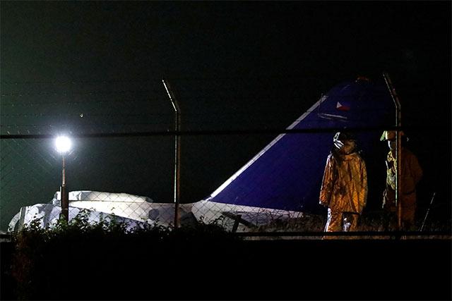 авария самолета