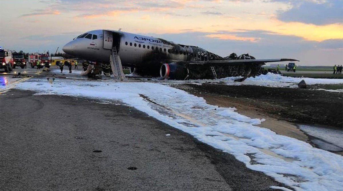 Кто виноват в катастрофе в Шеременьево?