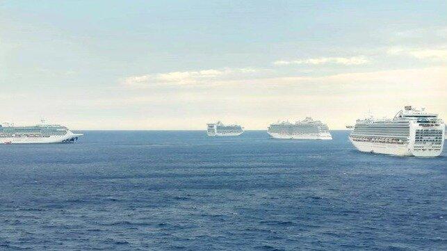 Как переживают пандемию коронавируса круизные лайнеры?