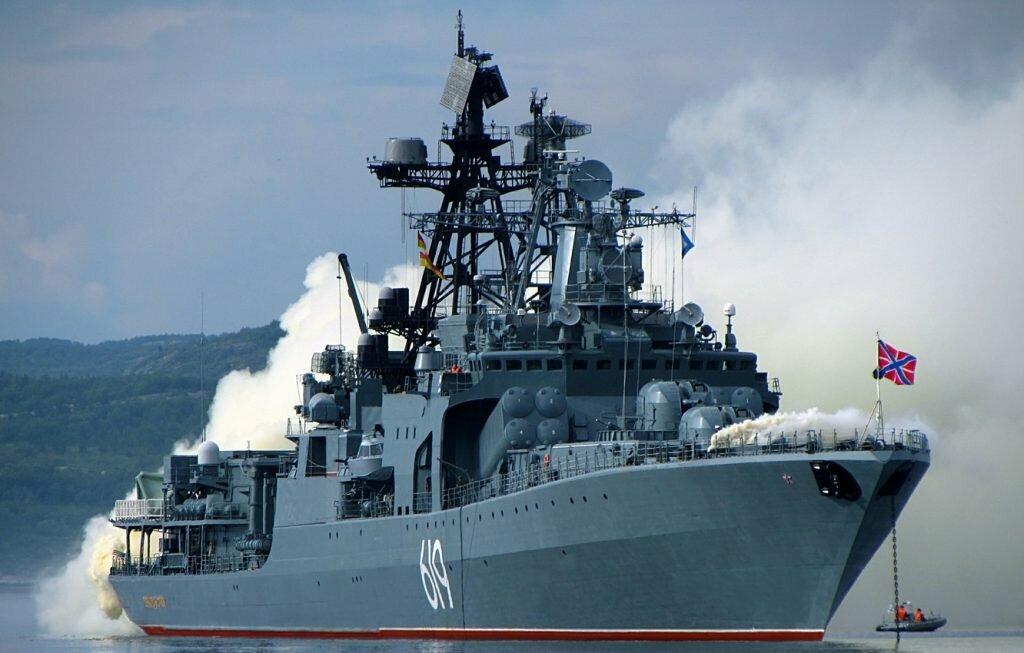 Российские БПК проекта 1155 переклассифицируют в фрегаты