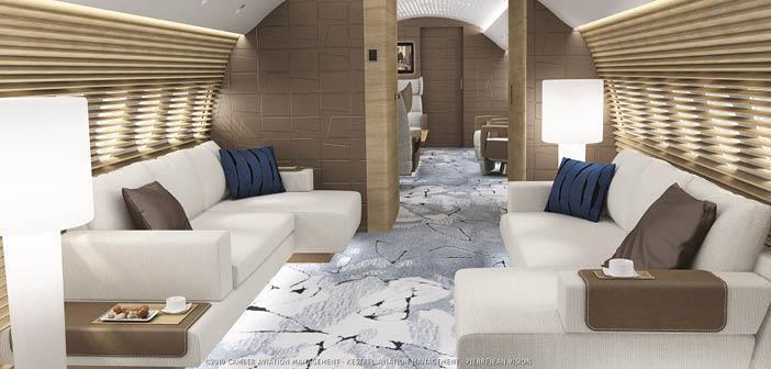 Сэкономили и не прогадали: представлен новый дизайн салона Airbus A220