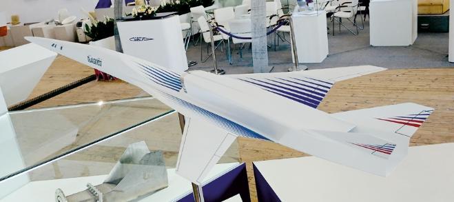 В России появится сверхзвуковой гражданский самолет?