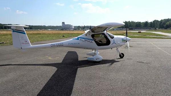 Зеленая авиация: Финны ускоряют разработку электрического самолета