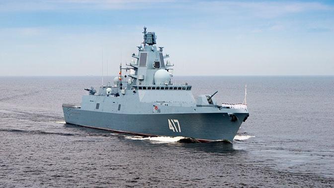 Фрегат «Адмирал Касатонов» введут в строй 21 июля