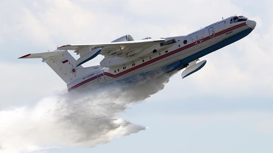 ВМФ России принял на вооружение самолет Бе-200 «Альтаир»