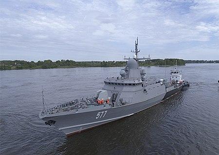 В России заложили корабль-носитель «Калибров»