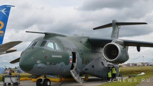 Первый Embraer KC-390 для ВВС Португалии почти готов