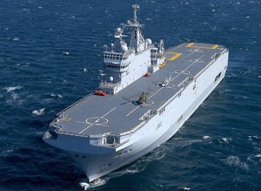 Чем российские универсальные десантные корабли отличаются от «Мистралей»?