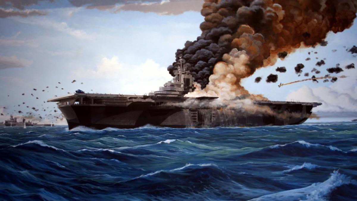3 ракеты, которые уничтожат авианосец США