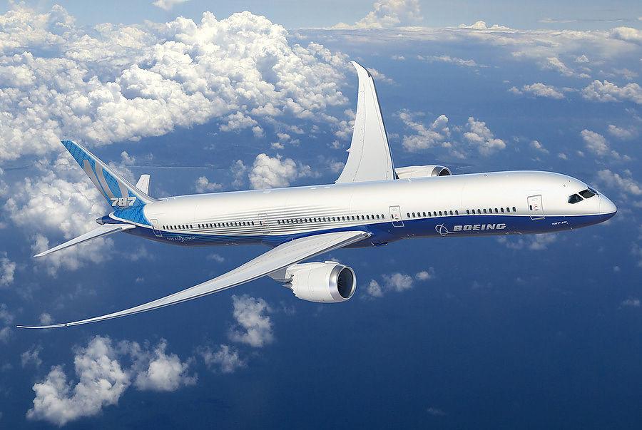 У Boeing начались серьёзные проблемы с 787 Dreamliner