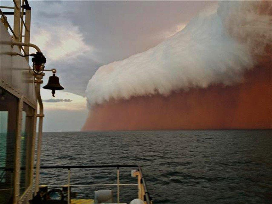 морское явление