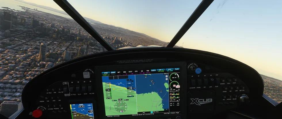 Чем интересен Microsoft Flight Simulator?