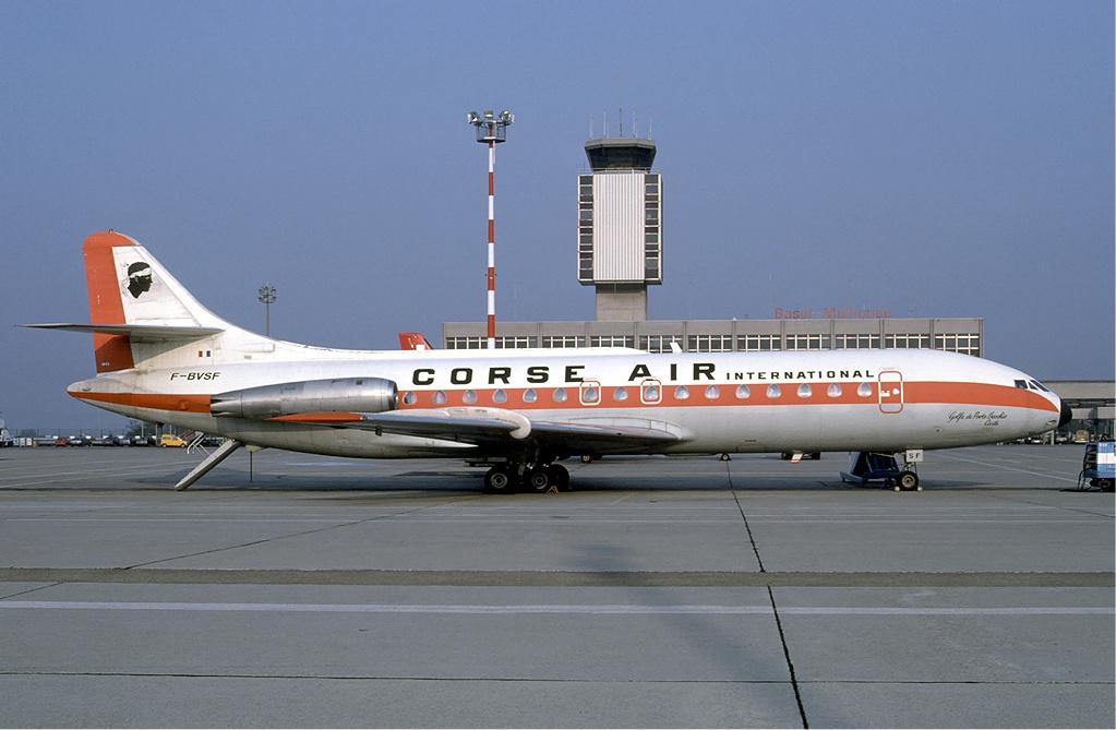 Катастрофа авиалайнера Caravella в 1963 году: как неснятый «ручник» привел к крушению самолета