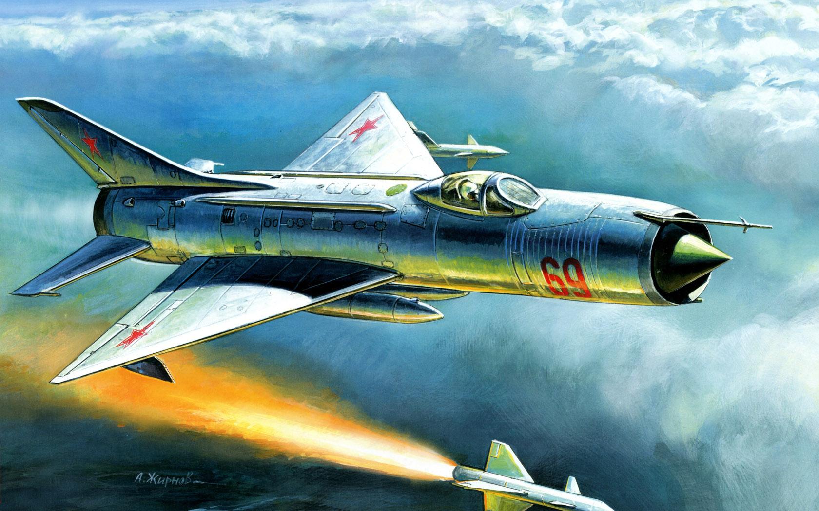 5 интересных фактов об истребителе-перехватчике Су-11