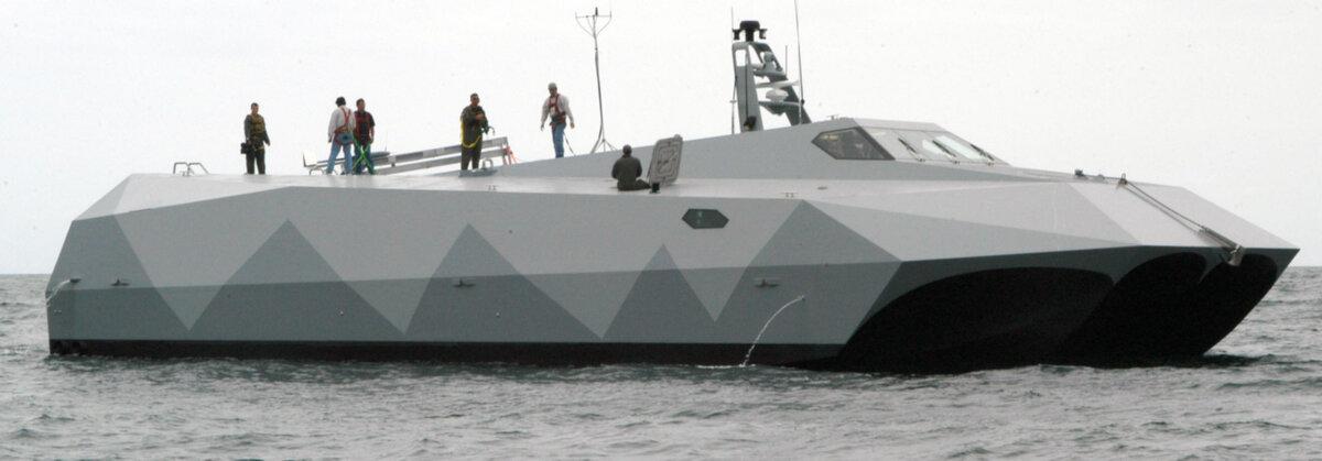 M80 Stiletto: бесшумный десантный катер для «морских котиков»