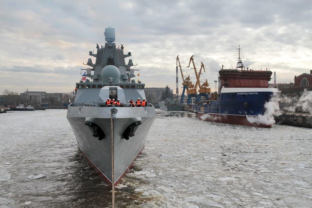 «Адмирал Головко» передадут во флот