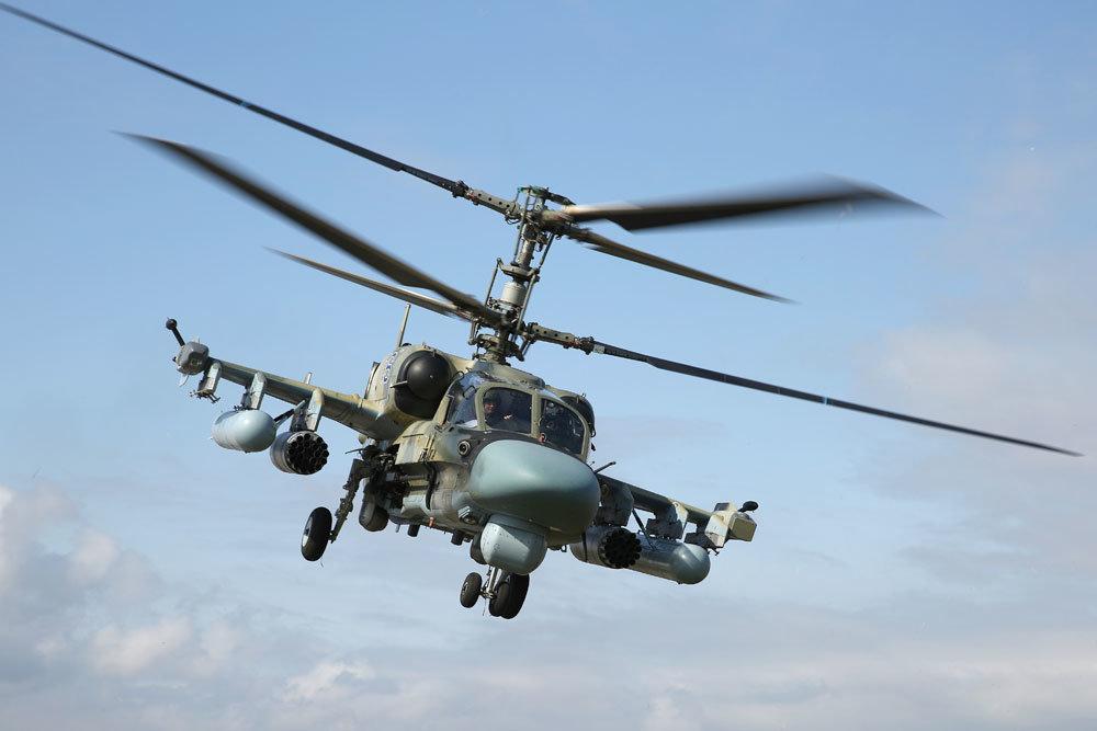 5 удивительных фактов про ударный вертолет Ка-52
