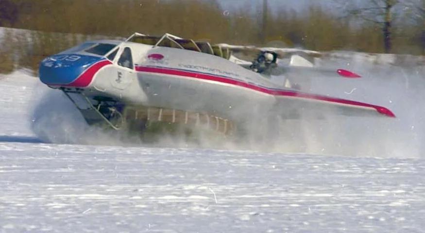 Самолет «Бэлла-1»: экономичная и безаэродромная жертва 90-х
