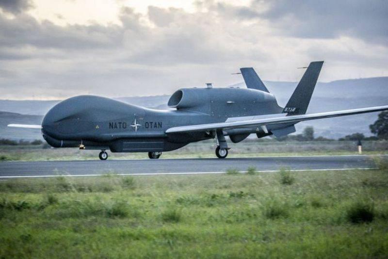 Northrop теперь использует новую наземную станцию для беспилотников