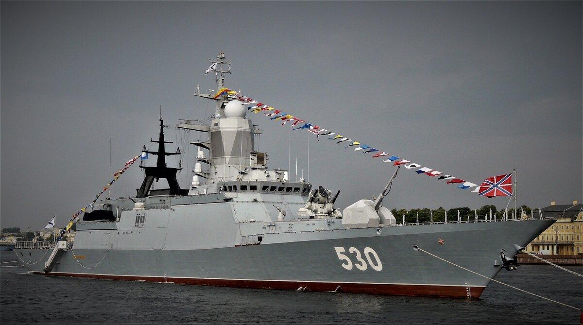 «Герой Российской Федерации Алдар Цыденжапов» теперь в составе Тихоокеанского флота
