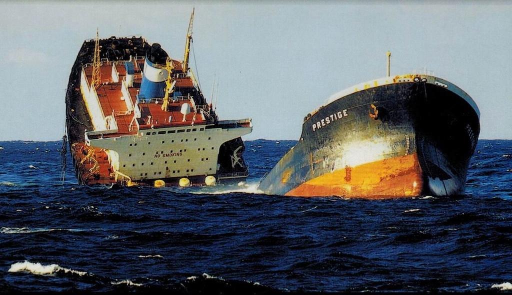 Топ 3 крупных кораблекрушения кроме «Титаника»