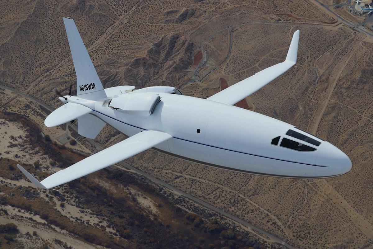 Самолет-сигара: четыре факта о Celera 500L