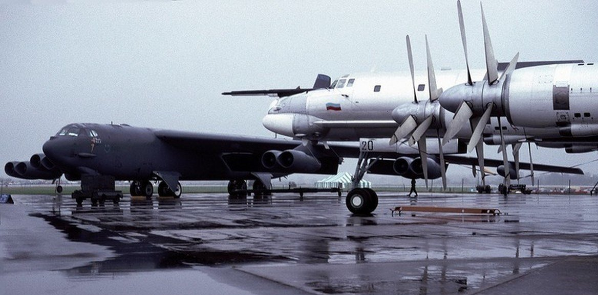 B-52 и Ту-95