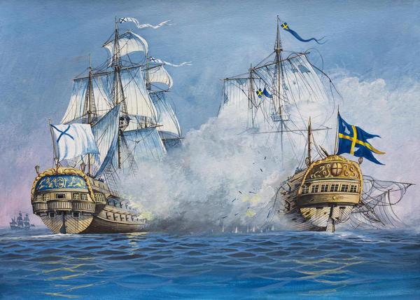 Салютуй или умри: уважение на флоте